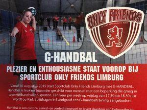 Handbal clinic Arcadia Kerkrade @ Arcadia