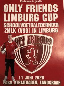 Only Friends Limburg Cup I Schoolvoetbaltoernooi SVO onderwijs @ Park Strijthagen